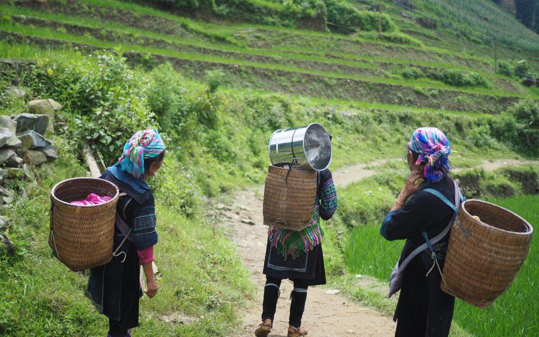 La doble carga de ser mujer y migrante