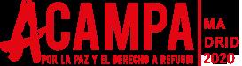 Acampa Madrid - Por la paz y el derecho a refugio